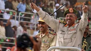الحكومة السودانية أرسلت تعزيزات كبيرة إلى كسلا على الحدود مع إيرتريا