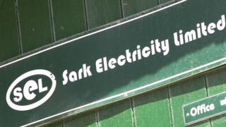 Sark electricity