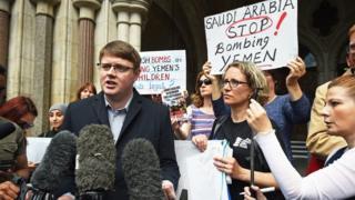 حملة مناوئة تجارة الأسلحة تقول إن الصراع في اليمن خلق أسوأ أزمة في العالم