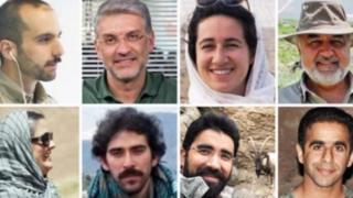 هشت فعال محیط زیست سازمان میراث پارسیان