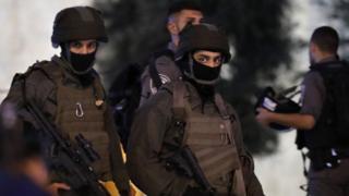 Соңку убакта израилдик полицияга кол салуулар күчөп кетти