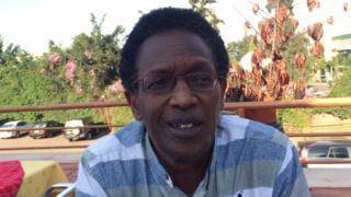Dr Alphonse Rugambarara