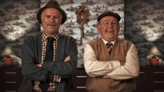 Still Game credits