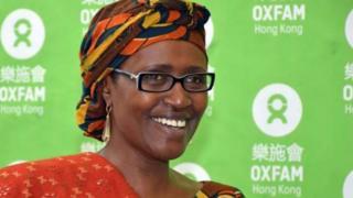 Winnie Byanyima yavuze ko azi neza akazi gakomeye kamutegereje