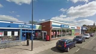 Scotmid in Hunterfield Road, Gorebridge