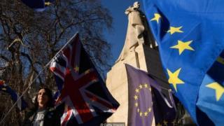 Một cuộc khảo sát năm 2017, xếp hạng các quốc gia về mức độ hấp dẫn đối với người nước ngoài, cho thấy nước Anh đã giảm 21 bậc so với năm 2016 - một phần do Brexit .