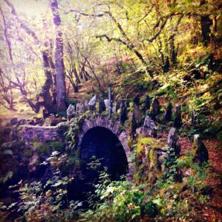 Friends Shona Penfold and Iona MacKinnon had a lovely walk to the Fairy Bridge by Appin on Thursday afternoon.
