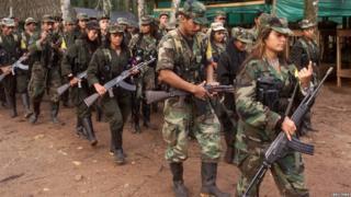 Colombia waxay horey ula heshiisay mucaaradka FARC