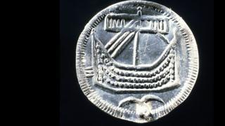 Moneda vikinga del siglo X