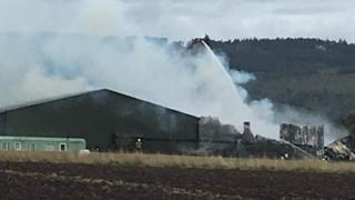 Netherton Fire