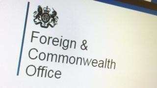 Foreign Office website