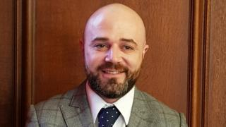 Councillor Damien Enticott