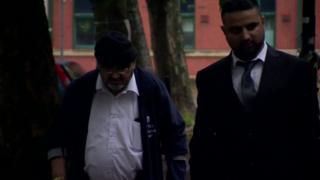 Salamat Khan and Abbas Khan