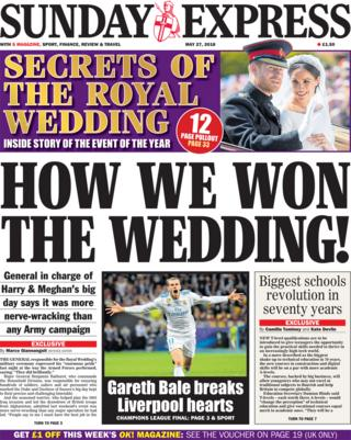 Sunday Express.