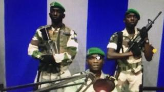 gabon, coup d'état, armée