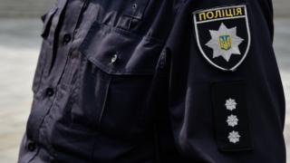 украинский полицейский