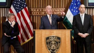 न्यू यॉर्क पुलिस कमिश्नर जेम्स ओ'नील