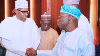 Obasanjo ya gaisa da Buhari
