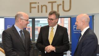 UK financial services firm FinTrU is to create 160 jobs in an expansion of its Belfast office