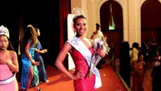 Horcelie Sinda, Miss Congo UK 2017