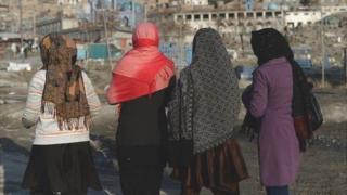 فغانستانی خواتین