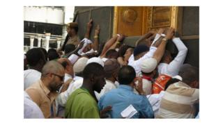 Hajj, Saudi, Muslims