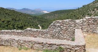 Peloponeso, na Grécia
