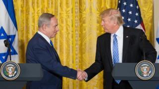 Trump ve Netahyahu