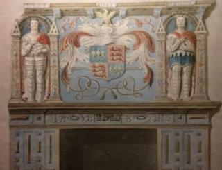 Lle Tân Castell Gwydir