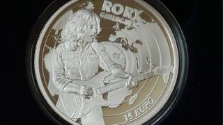 rory gallagher coin