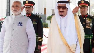 सऊदी और भारत