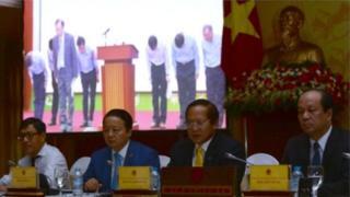 Lãnh đạo Formosa Hà Tĩnh đã nhận lỗi về vụ cá chết, và cam kết bồi thường cho Việt Nam 500 triệu đô la