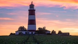 in_pictures Happisburgh Lighthouse