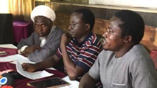Islamic Movement of Nigeria dey tok to tori pesin