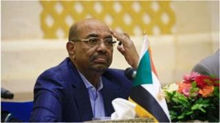 Rais wa Sudan Omar al Bashir