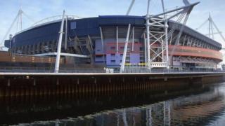Stadiwm Cenedlaethol Cymru