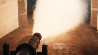 Rocket motor testing