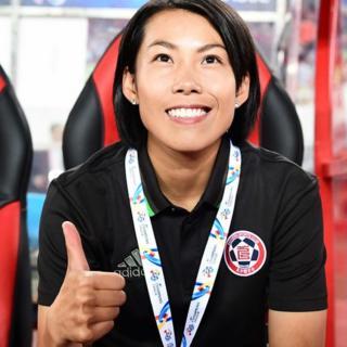 Chan Yuen-ting está rompiendo moldes en el fútbol masculino.