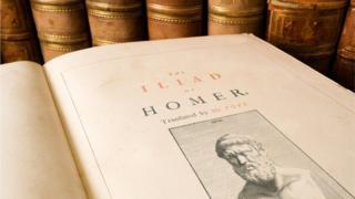 Homeros İlyada