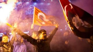 Маҳаллий сайловларда Эрдоғон партияси пойтахтни бой берд