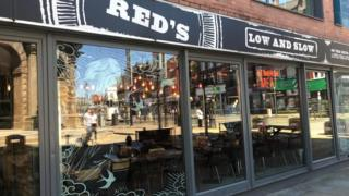 Red's True Barbecue in Leeds
