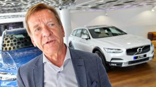 Гендиректор Volvo Cars Хокан Самуэльссон