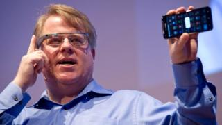 Robert Scoble is a regular fixture at technology conferences
