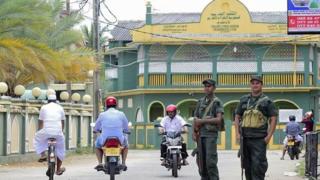 श्रीलंका में हुए हमले