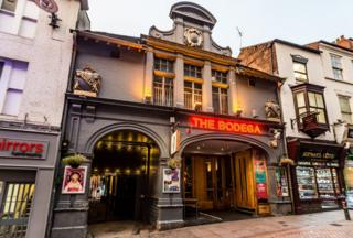 Bodega in Nottingham