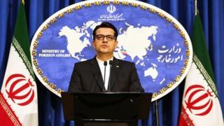 İran Dışişleri Bakanlığı Sözcüsü Abbas Mousavi