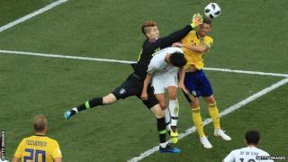 한국은 골키퍼 조현우의 선방에도 불구하고 패배를 맛봤다