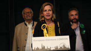 Candidate Irina von Weise