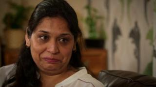 Seema Misra was pregnant when she was jailed