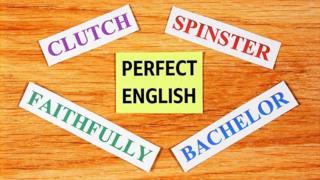 """Слова теста """"Безупречный английский"""""""